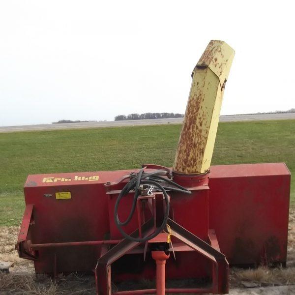 Farm King Snow Blower