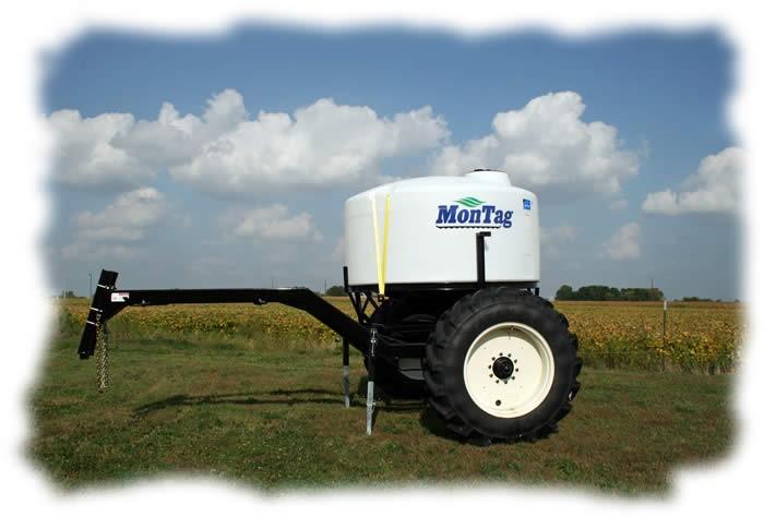 Montag Liquid Fertilizer System